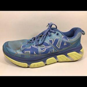 Hoka Infinite Running Shoes 9.5 Blue